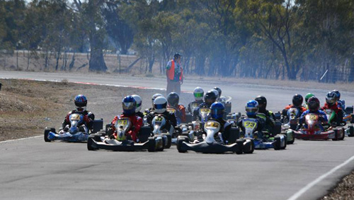vic country kart series horsham