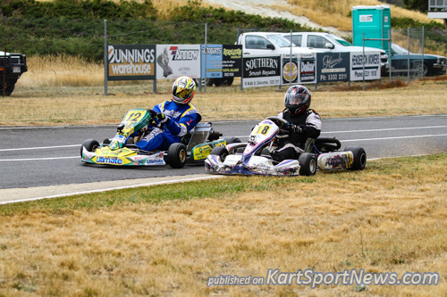 country series kart racing