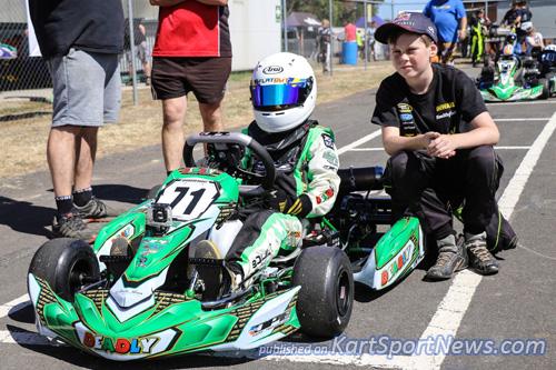 country series kart racing
