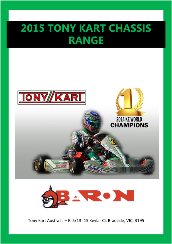KartSportNews com - competition kart racing news and information