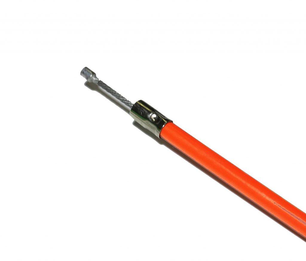 Fluro throttle cable (pic - SGK)