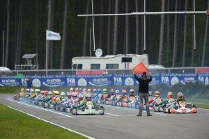 [2017 CIK-FIA European KZ2 Championship, Round 1, Genk/BEL, 14/05/2017] (pic - CIK/KSP)