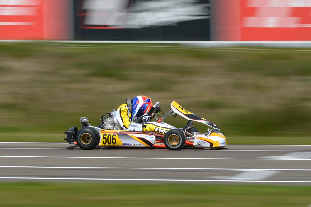 Mike van Vugt (NLD), Winner of Final [2017 CIK-FIA Karting Academy Trophy, Round 1, Genk/BEL, 14/05/2017] (pic - CIK/KSP)