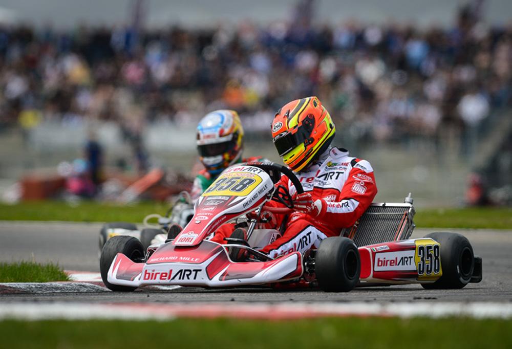 Riccardo Longhi, KZ2