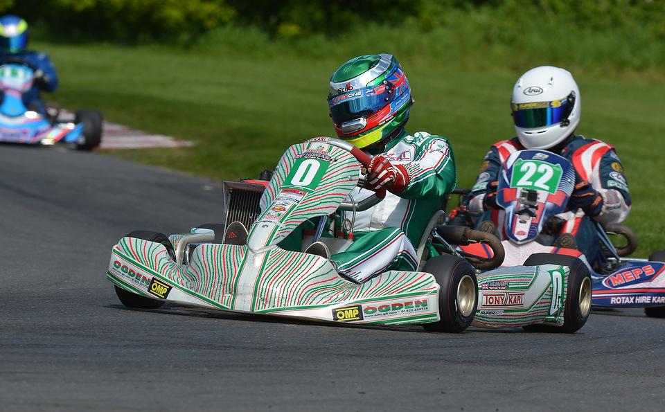 Chris Thomas - RTL Karting