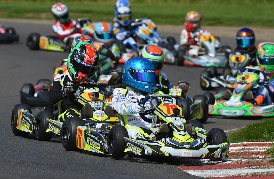 Joshua Mclean - Global Karting