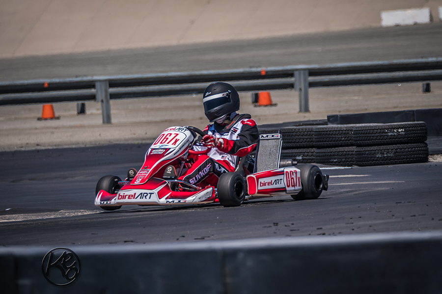 Eric Slivkoff came away with the victory in the X30 Intermediate division (Photo: Karen E Ott Photography)