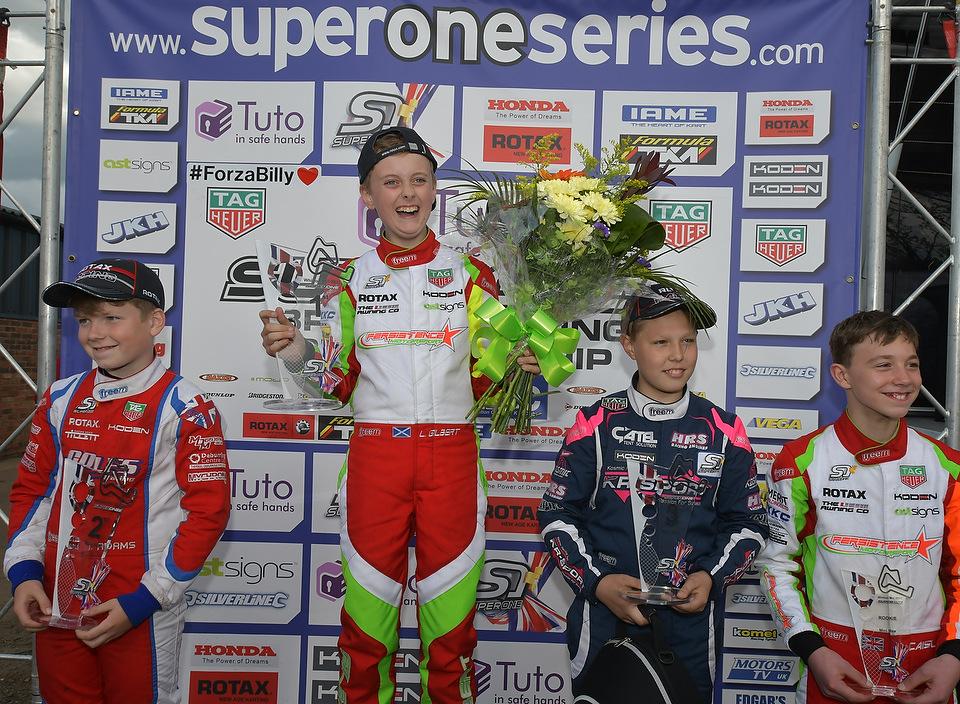 Lewis Gilbert - Persistence Motorsport