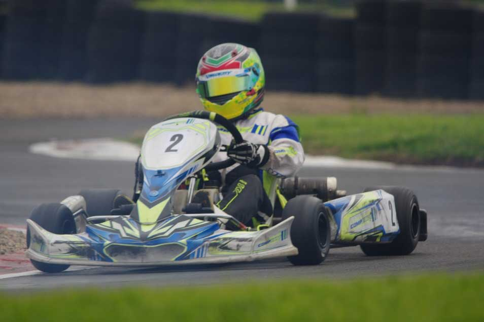 KA4 Junior Heavy winner, Dylan Debono (pic - PamsPix)