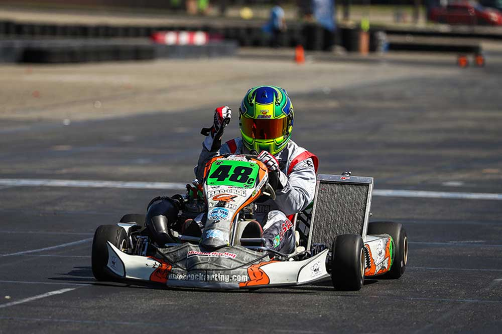 Gianfranco Casadei took his first triumph in S4 Master (Photo: DromoPhotos.com)