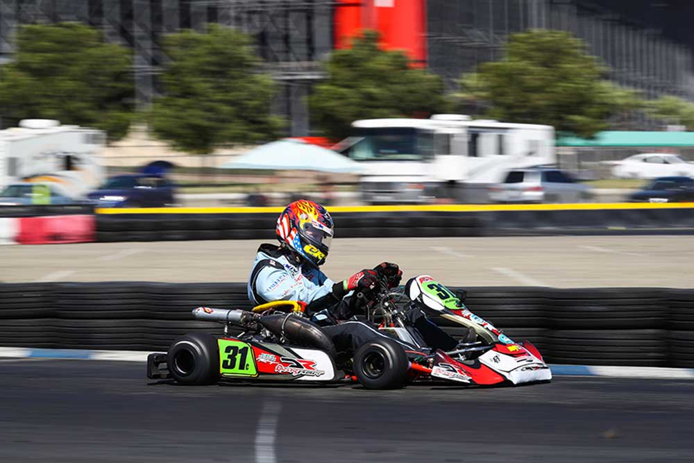 John Crow swept the action in the S4 Super Master division (Photo: DromoPhotos.com)