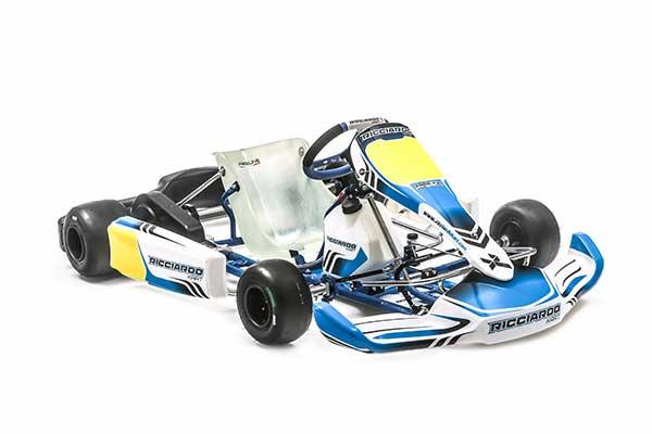 The New Look For Ricciardo Kart