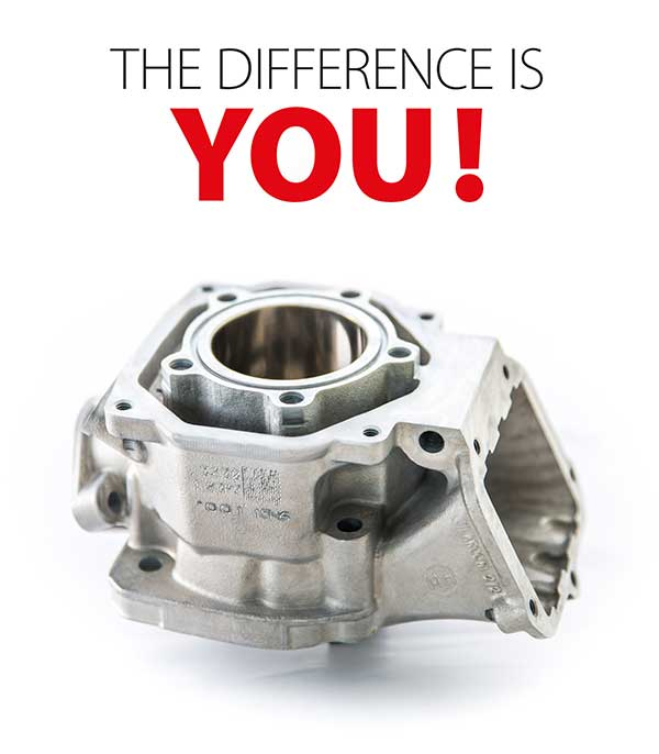 The Difference Is YOU! - KartSportNews