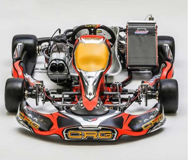 The 2018 Crg Chassis Kartsportnews