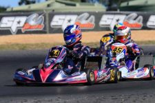 SP Tools has expanded its partnership with Karting Australia to become the title sponsor of the Australian Kart Championship (Pic: Coopers Photography)