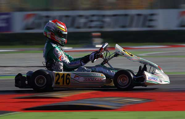 Tony Kart Announce 11 Official Drivers for 2018 ...