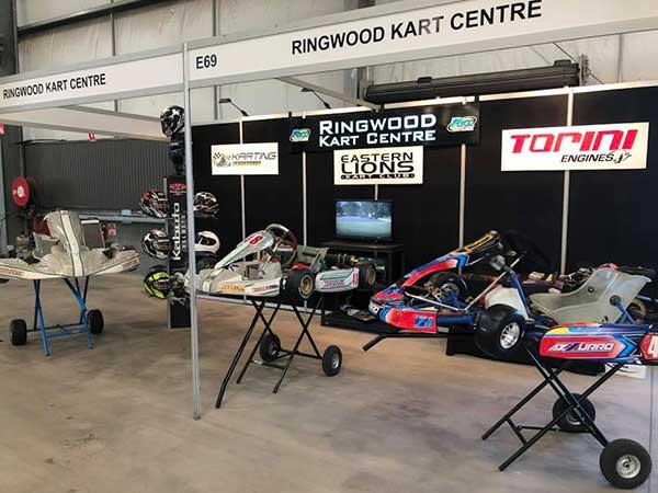 Man Cave Expo Melbourne : Karting news briefs kartsportnews