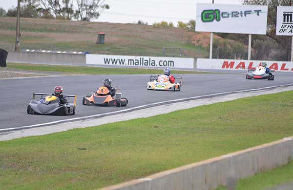 Records Fall at Mallala's Superkart Cup - KartSportNews