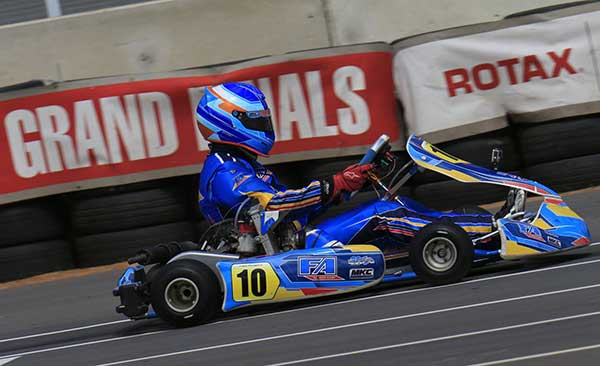 Team Australia Announced for Rotax Grand Finals - KartSportNews