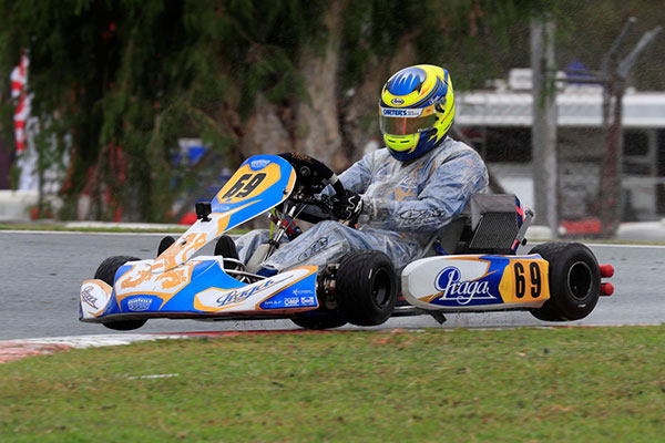 Heat Wins & Podiums For Kiwis At Ipswich