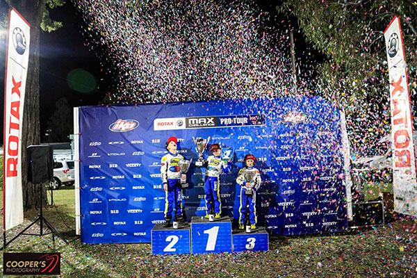Micro MAX podium (pic - Coopers Photography)